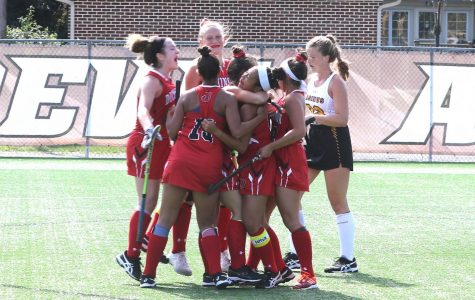 Field Hockey Beats Ursinus for First Time in 18 Years