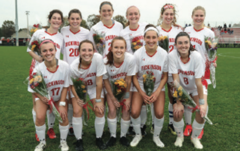 Women's Soccer Moves to First in the Centennial Conference