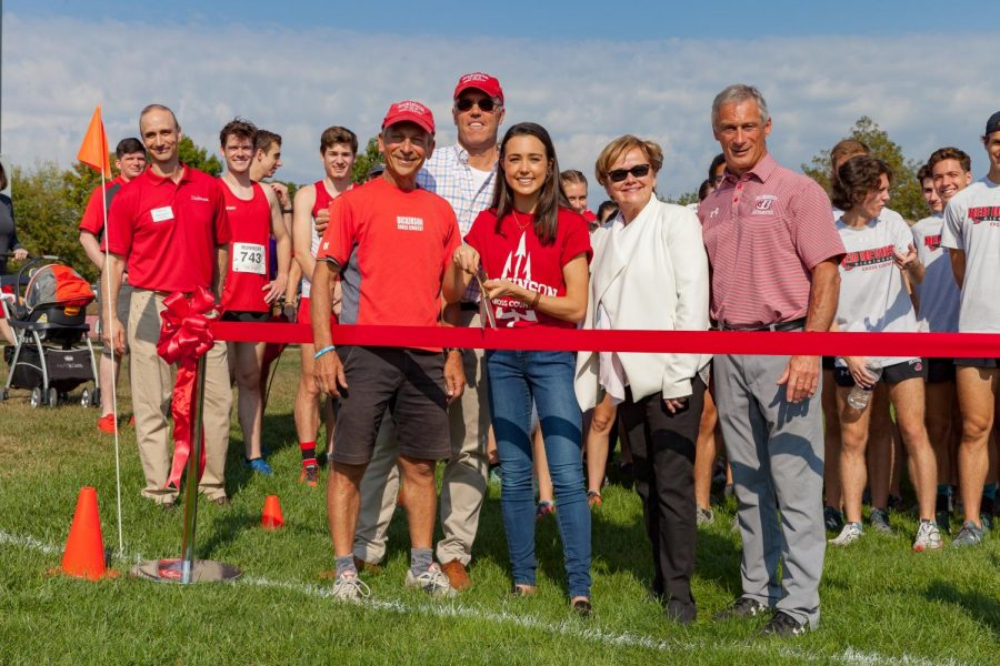 Cross Country Gets Dedicated Course