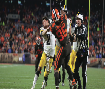 Thursday Night Football Proved to be a Showdown Between the Browns & Steelers