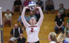 Volleyball Faces Defeat in Final Matchup of the Season