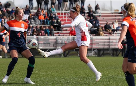 Women's Soccer Finishes Second in Centennial Conference