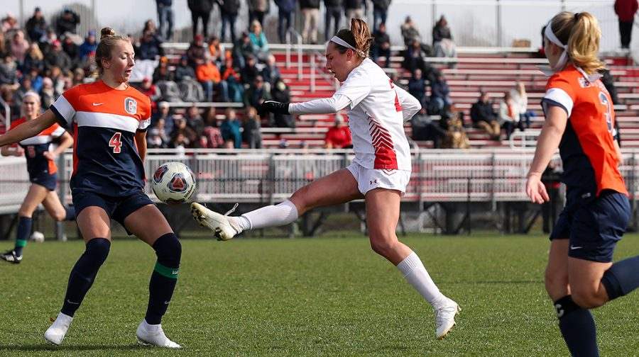 Women%E2%80%99s+Soccer+Finishes+Second+in+Centennial+Conference