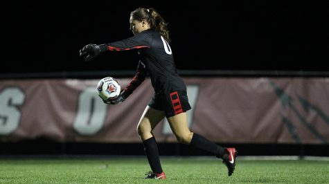 O'Brien Scores Seven against Swarthmore