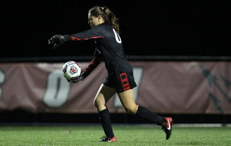 Women's Soccer Finishes First in Centennial Conference in Regular Season Play
