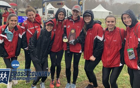Women's Cross Country Competes at the NCAA Championship