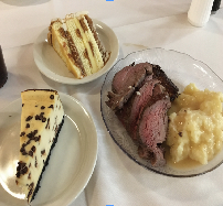 Caf Review: Holiday Meal