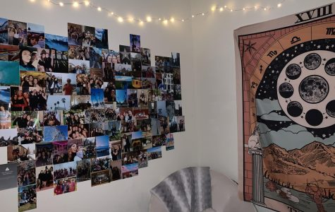 Dorm Decor: Bridget Williams '21