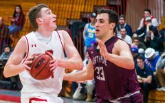 Men's Basketball Falls to Franklin & Marshall, Swarthmore