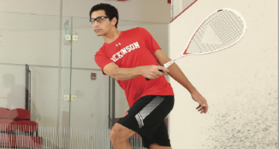 Men's Squash Falls to George Washington on the Road, Tops Chatham at Home