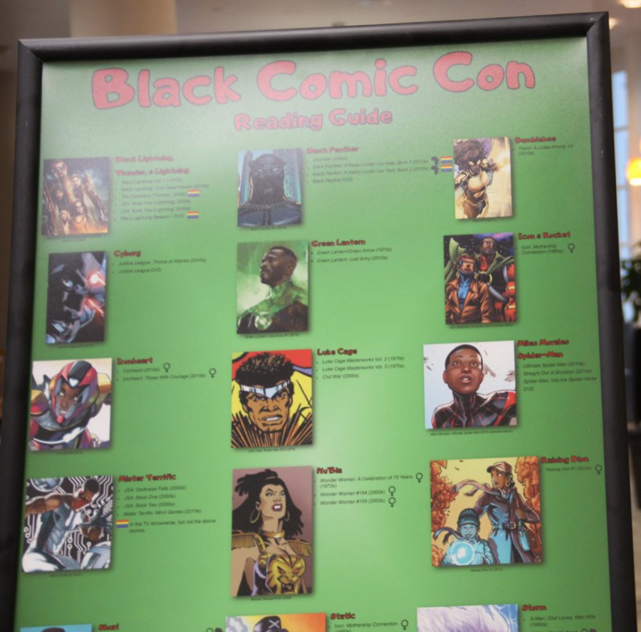 Africana+Studies+Holds+First-Ever+Comicon+to+Celebrate+Black+Superheroes