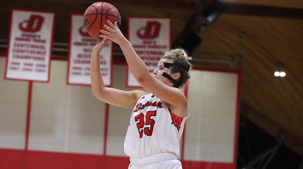 NCAA Women's Basketball: Moravian vs. Dickinson