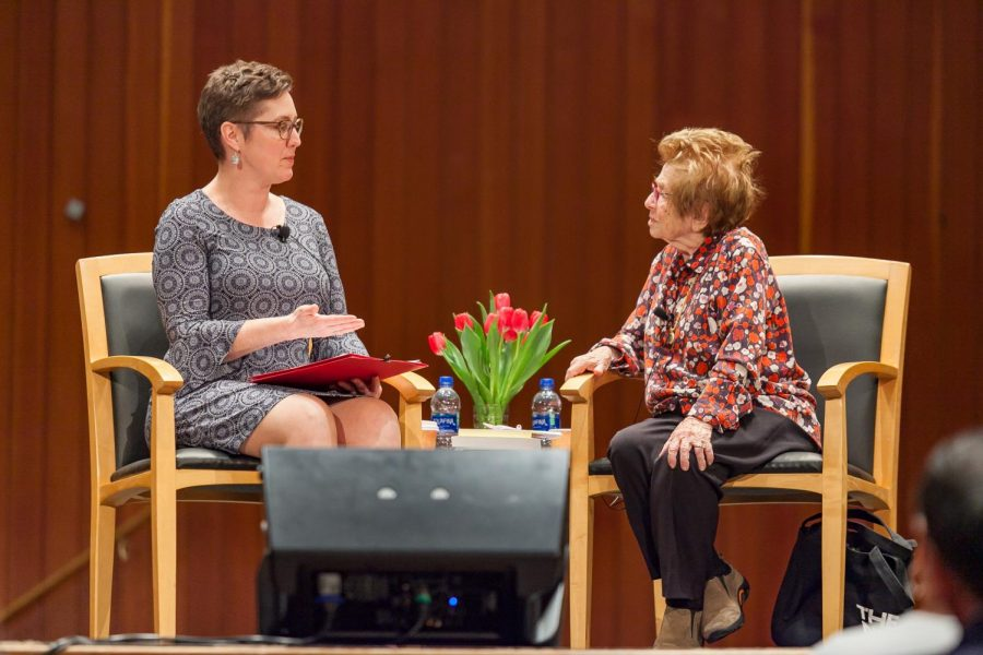 Dr. Ruth Westheimer Reflects on Life as Sex Educator and Orphan of Holocaust