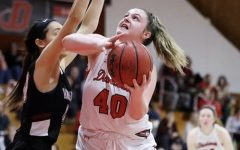 Close Game Leads to Playoff Victory for Women's Basketball