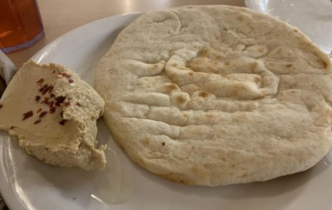 Caf Hacks for a Healthy Eater: Eggs, Hummus and Pita, and Steamed Veggies