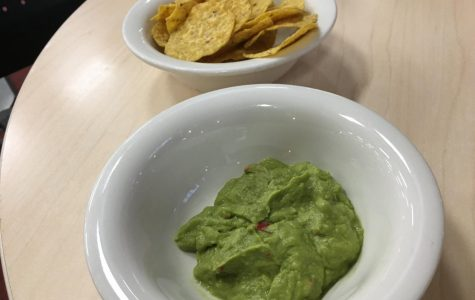 Caf Review: Chips and Guacamole