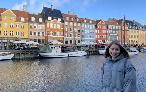 Letter from Abroad: Rebecca Agababian '21