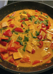 Straight from the Plate: Improv Curry