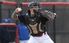 Baseball Falls in Double Header with Marymount, Tops Juniata