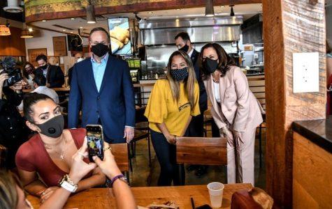 Dickinson Community Reacts to Senator Kamala Harris' First Campaign Trip to Florida