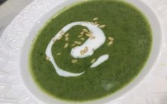 Thai Broccoli Soup