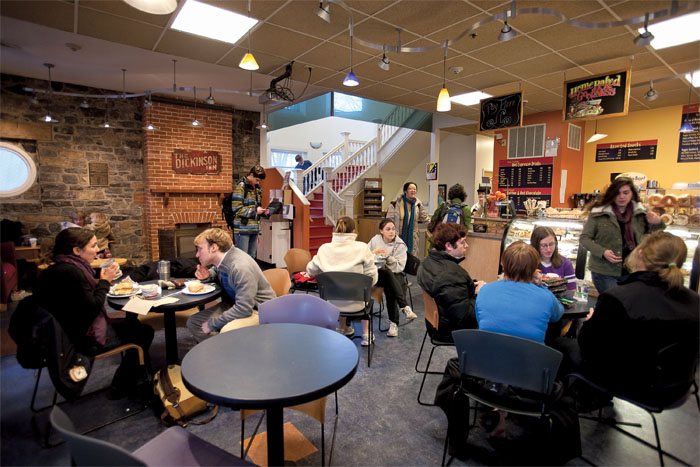 Quarry Eatery Replaced with Social Space